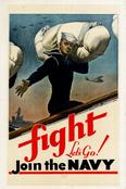 NAVY POSTER
