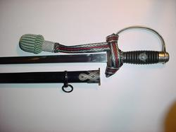 GERMAN SS POLICE SWORD